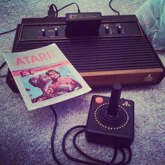 E.T. Atari Game