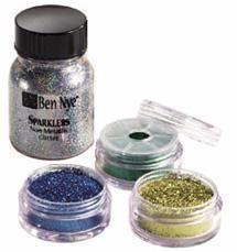 Ben Nye Makeup Sparklers LOVE this stuff!!