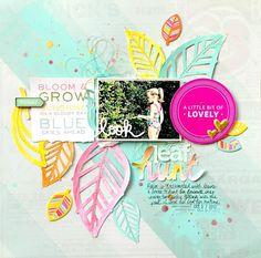 Little Nugget Creations: Leaf Hunt / Freckled Fawn Guest Designer