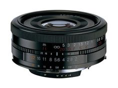 ULTRON 40mm F2 SLII Aspherical Ai-S(ニコン) パンケーキレンズ【ウルトロン】
