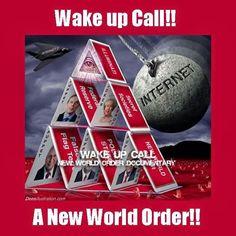 Ascensão Do Ser Humano : Wake Up Call - New World Order - Remastered Editio...