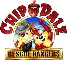 Chip'n' Dale - rescue rangers