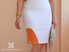 sheer skirt diy tutorial, diy skirt, diy, fashion diy, cut out skirt diy, transparent skirt, stella mccartney,