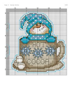 Cute Embroidery pattern http://marina-melnik.gallery.ru/watch?ph=bMVC-fRusr&subpanel=zoom&zoom=8