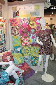 Sew Sweetness: Quilt Market: Tula Pink