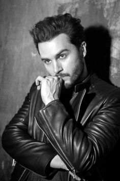 N U I T MAGAZINE - Michael Malarkey by Andrea Vecchiato - out take