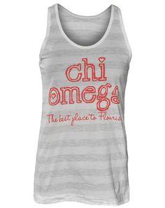 chi omega tank-top sugar ;)