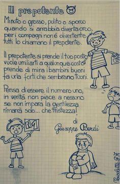 Safe Internet, Italian Language, Anti Bullying, Coding, Classroom, Education, Happy, Kids, Matilda