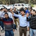 JNU campus row escalates: Students union president Kanhaiya Kumar arrested