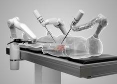 Ironlight ~ https://twitter.com/iron_light Robot surgeons to operate on beating human hearts | technology