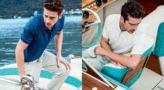 SVEVO Parma Collection Spring Summer 2016 #Knitwear #PoloShirt #MadeInItaly #Menswear #Mensfashion #Summer2016 #Riva #Soeedboat #Svevo #SvevoParma
