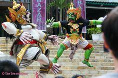 Ogoh-Ogoh Statues in Bali on Nyepi Eve - thetraveloguer.com