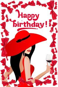 Happy Birthday Betty Boop, Happy Birthday Woman, Happy Birthday Ecard, Happy Birthday Wishes Images, Happy Birthday Quotes For Friends, Birthday Wishes Funny, Birthday Cards, Free Birthday Greetings, Happy Cake Day