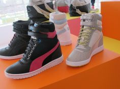Puma Sneakers--Including Wedges! Spring 2013 | Highsnobette.com