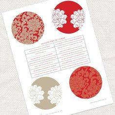 65 FREE Wedding Printables for the DIY Lovers! ♥   Bespoke-Bride: Wedding Blog