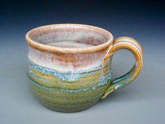 Darshan Pottery handmade ceramic mug