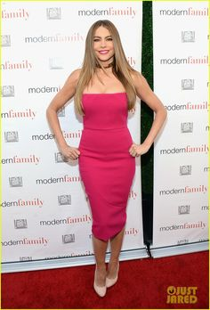 Sofia Vergara Gives Update On Joe Manganiello's Condition After Hospitalization: 'He's Okay': Photo #3647167. Sofia Vergara strikes a pose on the red carpet while attending the ATAS Emmy Event for her hit show Modern Family held at Fox Studios on Monday (May 2) in Los Angeles.…