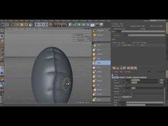 TUTORIAL BALLON C4D - YouTube Cinema 4d Tutorial, 3d Tutorial, Motion Design, Cgi, 3d Design, Graphic Design, Illustrator, Maya, Matrix