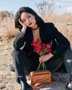 Stylenanda Makeup, Medium Black Hair, Byun Jungha, Girl Korea, Korean Men, Sexy Asian Girls, Asian Style, Ulzzang Girl, Asian Beauty