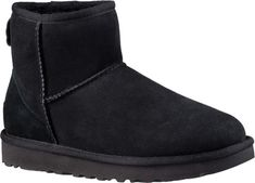 Women's UGG Classic Mini II Bootie - Black 2 with FREE Shipping & Exchanges. The women's UGG Classic Mini II Bootie is the perfect addition to your boots collection. This