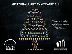 Hakaniemen halli 100 vuotta / 2014