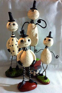 Cute snowmen........