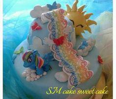 SM cake sweet cake