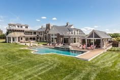 beautiful home and pool