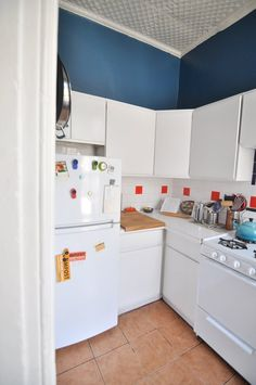 Amanda & Justin's Brooklyn Railroad Nook House Tour   Apartment Therapy