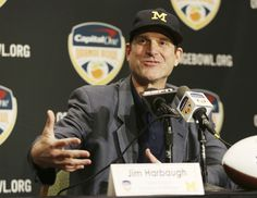 Michigan football coach Jim Harbaugh taking team to Rome for 3 practices