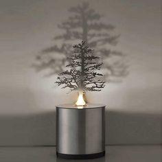 Lumen Tree Votive Oil Lamp