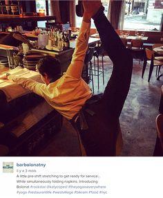 Great Instagram post from Bar Bolonat in New York, NY / Sympathique post Instagram de Bar Bolonat à New York, NY https://instagram.com/p/zOc52epd1X/