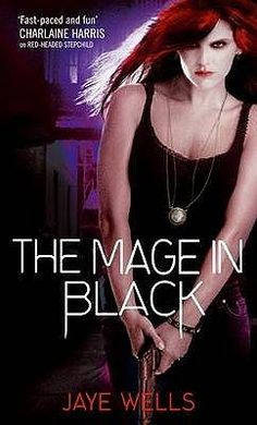 The Mage in Black (Sabina Kane, Book #2)Narrated by Cynthia Holloway