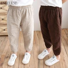 Mrwonder para hombre Pantalones Casual elástico sólido