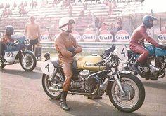 Awesome #motoguzzi #guzzi #italy #race #racing #awesome #beautiful #classic #italia #motorcycle