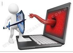 En general las personas no conocen bien los riesgos que representan los virus informáticos o el malware.