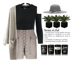"""""""ROSEGAL"""" by credendovides ❤ liked on Polyvore featuring Bella Freud"""