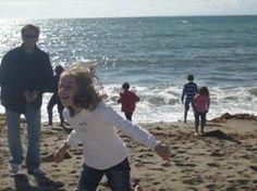 Los niños no sufren el shock cultural inicial de una estancia en el extranjero, al estar con sus padres.