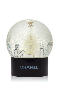 CHANEL SNOW GLOBE VIP LIMITED EDITION