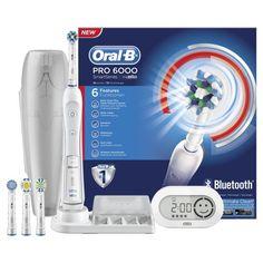 ¡Chollo! Cepillo de dientes Oral-B PRO 6000 SmartSeries con Bluetooth por 69 euros. ¡Un Cepillo Premium!