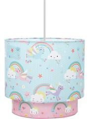 Unicorns & Rainbows Ceiling Shade