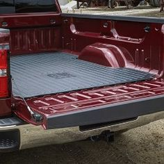 "USE COUPON CODE: PINTEREST TO RECEIVE 50% OFF SHIPPING.BLACK RUBBER MAT, GM LOGO, 6\'6"" STANDARD BOX - 2014 CHEVROLET SILVERADO 2500 HD (17803371)"