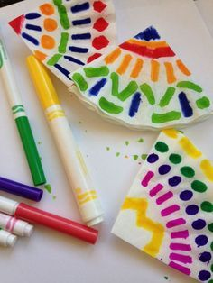 45 Amazing 1st Grade Art Projects to Bring Back Creativity and Play