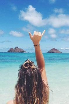 Good Vibes // Kailua // Lanikai beach // dreamy design inspiration for our company Coco Moon (Cool Pics Tumblr)