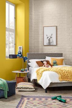 2021Ultimate Gray + Illuminating Colorful Decor, Colorful Interiors, Behr Colors, Trending Paint Colors, Benjamin Moore Colors, Interior Paint Colors, Paint Decor, Interior Design, Comfort Colors