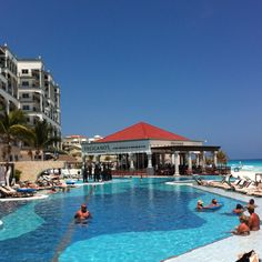 The Royal Cancun - corina's wedding was perfect! Ready to go back