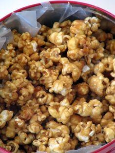 Pine Cones and Acorns: Amish Caramel Corn