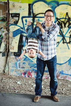 Katherine Cho Photography: An Urban Detroit Family Session with Awesome Color » Little Bellows