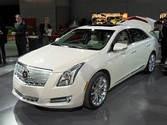 cadillac xts - want this