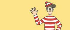 http://mundodelivros.com/wally/ - As crianças que cresceram nos anos 80 e 90 lembrar-se-ão seguramente dos livros (como este) onde o desafio era encontrar o Wally (ou Waldo nos Estados Unidos da América). De óculos e camisola às riscas vermelhas e brancas, o personagem dos livros foi tão popular que até chegou a ter o seu próprio filme e videojogo.